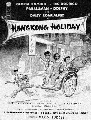 Hongkong Holiday movie poster